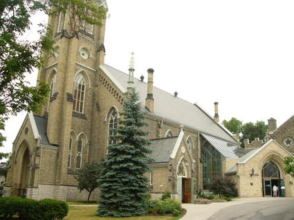 First St. Andrew's United Church in London, Ontario